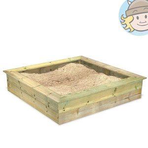 Sandkasten von Wickey
