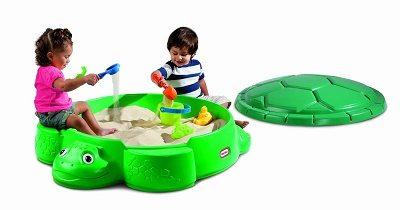 Platz für zwei spielende Kinder